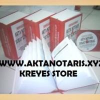 DRAFT AKTA NOTARIS & PERJANJIAN / KONTRAK NOTARIS