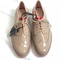 Sepatu Derby Sneakers Wanita Zara Original Not Kate Spade Nike Tumi