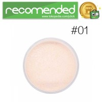 UBUB Bronzer Powder 18g - No.1 Ivory White