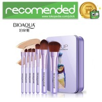 BIOAQUA Make Up Brush 7PCS - Ungu