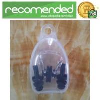 Penutup Hidung & Penyumbat Telinga Renang Swimming Ear Nose Plug - Hi