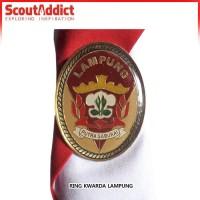 Ring Pramuka Logo Kwarda Lampung