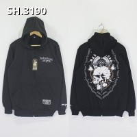 PROMO Sweater Zipper Hoodie ORIGINAL Baby Ghost SH 3190