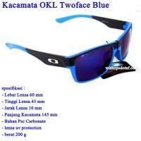 Kacamata Pria OKL Twoface BLUE