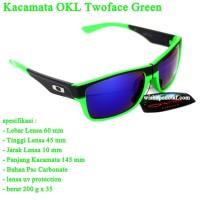 Kacamata Pria OKL Twoface GREEN