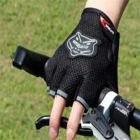 Harga mcag2 sarung tangan fitness gym sepeda motor half finger kntghlaood | antitipu.com