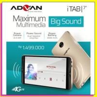 HP MURAH Advan iTAB 4G LTE - Ram 2Gb/16GB - Garansi Resmi