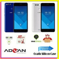 HP MURAH Advan i5C Duo 4G LTE Dual Camera - Ram 2GB/16GB - Garansi Res