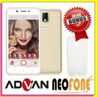 HP MURAH Advan Vandroid i5E 4G LTE- 2GB 16GB - Gratis AirBag Bumper ca