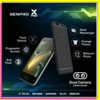 HP MURAH Evercoss Genpro X pro 4G LTE Dual Camera - Ram 3GB/32Gb - Gar