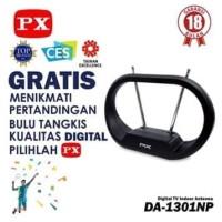 Antena TV Digital Indoor PX DA-1301NP / Antena dalam untuk televisi