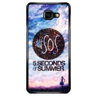 5 Second of Summer Logo O3424 Samsung A7 2015