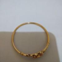 gelang emas anak perempuan