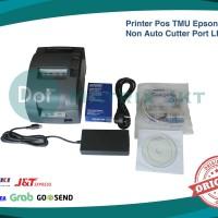Promo Printer Kasir Epson TMU 220 Bekas Non Auto Cutter