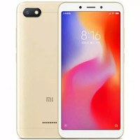 HP XIAOMI REDMI 6A (XIOMI MI 6 A RAM 2/16GB 16GB) GOLD - BLUE - GREY