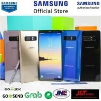 FRESH!!! Samsung Galaxy Note 8 N950 6/64GB - GARANSI RESMI SEIN