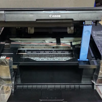 Printer Canon MP287 (Print Scan Copy) + Infus Tabung Box Exclusive BDG