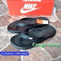 9668a66726bc7b Sandal NIKE Original Terbaru Sendal Jepit FlipFlop Pria Solay Thong