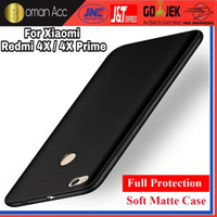 Case Xiaomi Redmi 4x / Prime Casing Slim BackCase Hp And Cover