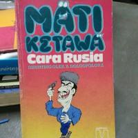 MATI KETAWA CARA RUSIA Limited