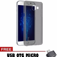 DIBELI Softcase Ultrathin Aircase For Samsung Galaxy A3 2017 Series F