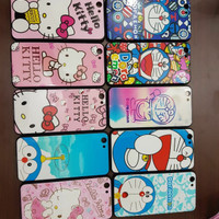 CASE/KESING/SARUNG HP OPPO A83 GAMBAR HELLO KITTY/DORAEMON/CARTOON