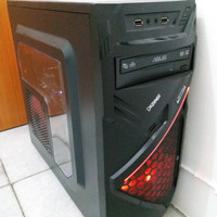 Komputer/PC rakitan intel core i5 7th Gen 7500