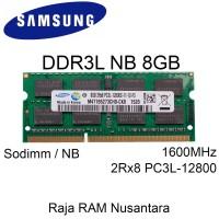 [BARU] RAM / MEMORY SAMSUNG NOTEBOOK / LAPTOP DDR3L 8GB