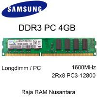 [BARU] RAM / MEMORY SAMSUNG PC DDR3 4GB
