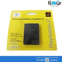 Memory Card MC PS2 32MB Hitam