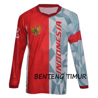 Jersey Sepeda team INDONESIA dh