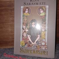 Risa Saraswati Sunyaruri New Cover