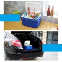 New ACC M Kotak Es Freezer Box Tempat Penyimpanan Dingin Ikan Daging M