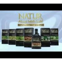 [ Besar ] Natur Shampoo Shampo 140ml TERMURAH READY