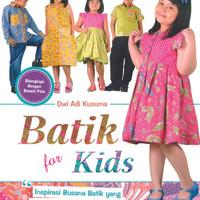 Buku Murah Buku Batik for Kids