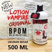 Harga murah lotion vampire gede handbody botol besar 500 ml original | Pembandingharga.com
