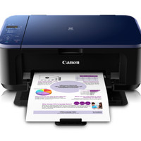 New PRINTER CANON E510 PSC PRINT SCAN COPY