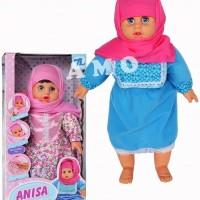 Harga mainan anak perempuan boneka anisa hijab | Pembandingharga.com