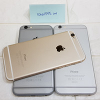 HP Apple iPhone 6 16gb 32gb 64gb 128gb 2nd ex ibox dan inter