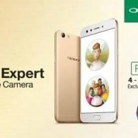 HP OPPO F3 SELFIE EXPERT 4/64GB (4G LTE)-GOLD & ROSE GOLD