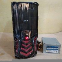 Komputer Cpu Rakitan Core 2 Duo E8400 3,0G + Mb.G31 Ddr2 Hd 160G 2nd