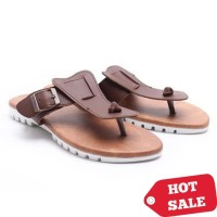 Dr. Kevin Women Sandals 57010 - Brown