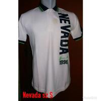 Kaos Polo Nevada Cowok Branded Matahari Ori