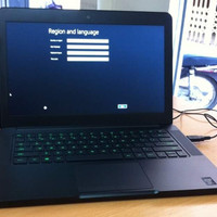 Laptop Razer blade 14 inch 2.2ghz