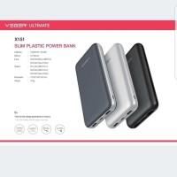Powerbank VEGER ULTIMATE X151 15000Mah REAL CAPACITY Garansi 1Thn