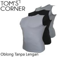 Jual Kaos dalam | TankTop Agree | Jakarta | Oblong tanpa lengan | Fitness Murah