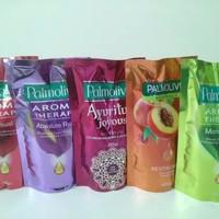 Promo!! Palmolive shower gel refill 450 ml (sabun mandi cair)