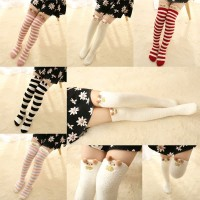 super cute warm long socks