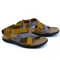 Jual sandal gunung / sendal sepatu outdoor pria & wanita Brown MGL 186 Murah