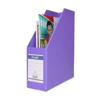 Box File Bantex 4011-21 (LILAC) Folio 10 cm